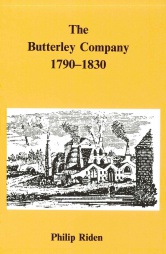 The Butterley Company 1790-1830
