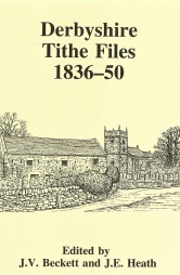 Derbyshire Tithe Files 1836-50