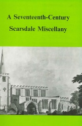 A Seventeenth-Century Scarsdale Miscellany